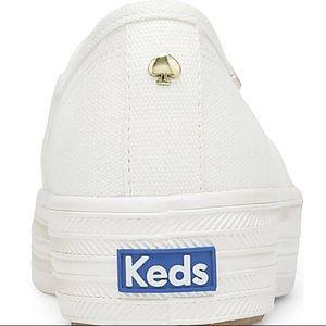Keds Shoes - Keds X Kate Spade Triple Decker Slip On Sneaker